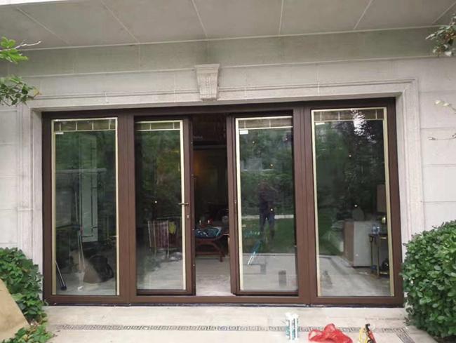 铝包木门窗系列 (7)